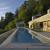 Garten mit Seesicht. Villa Aurea in Bregenz.